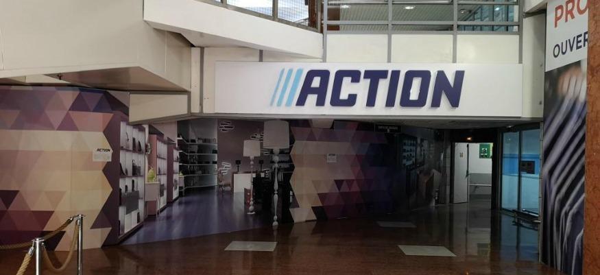On connait la date d'ouverture du magasin Action à Toulon ...