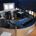 Les studios de Mistral FM