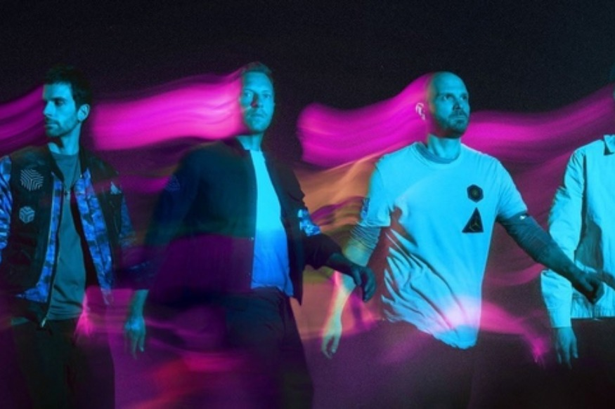 Découvrez Higher Power, le nouveau single de Coldplay